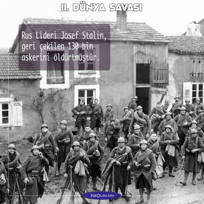 İkinci Dünya Savaşı Hakkında Bilgi