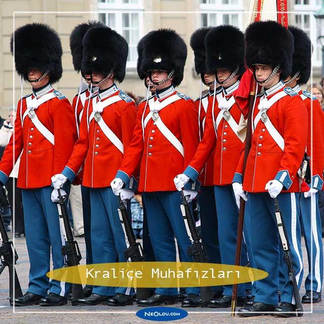 İlginç Askeri Üniformalar