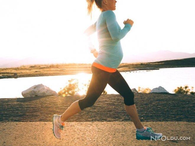 hamilelikte yürüyüş