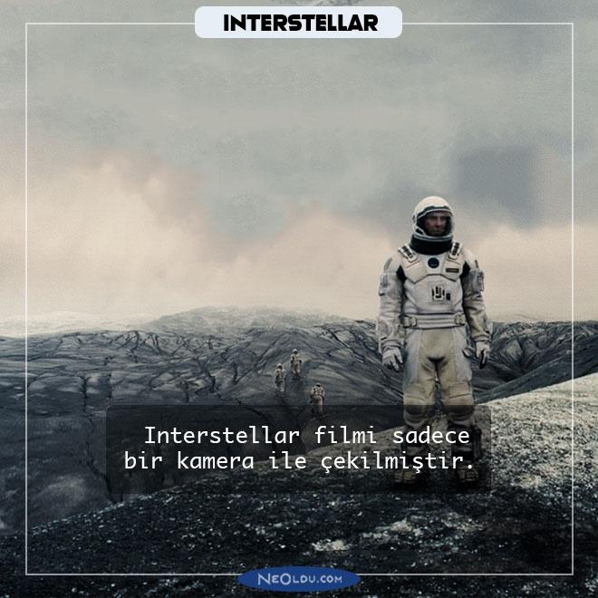 interstellar hakkında bilgi