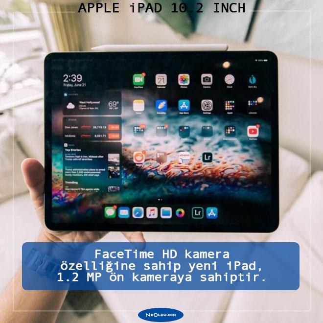 Yeni iPad Özellikleri