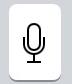 iPhone Dikte Simgesi