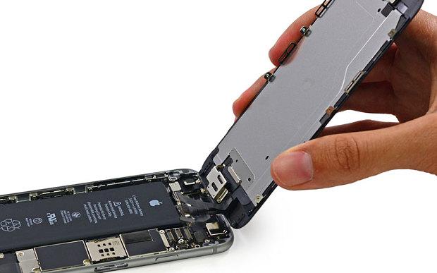 iPhone Pil