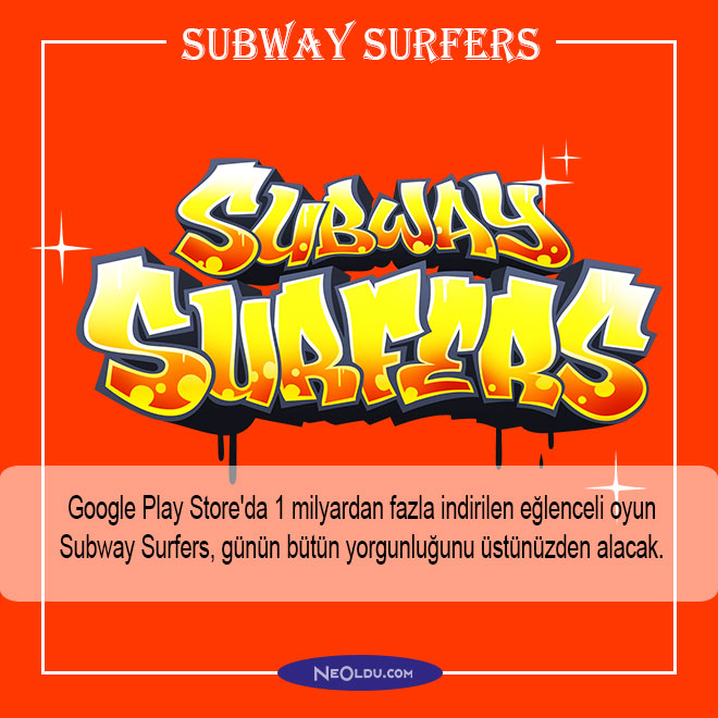 subway surfers uygulama öneri
