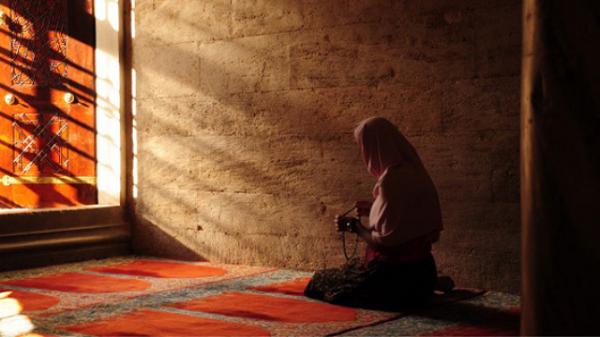 islam dininde namaz kılmak
