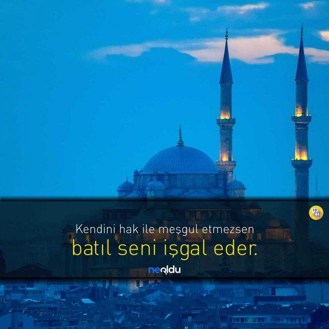 İslami Sözler