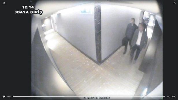 İsmail Küçükkaya Ekrem İmamoğlu Otel Görüşmesi