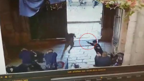 İsrail Polisi İki Filistinli Genci Vurdu