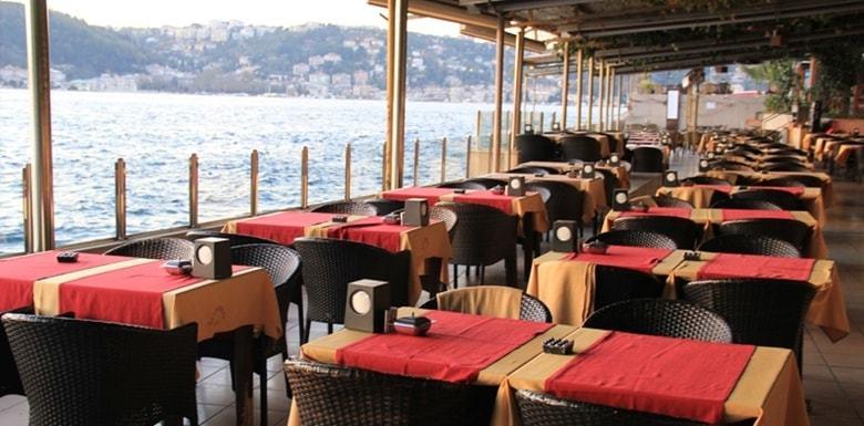 istanbul kahvaltı mekanları kandilli vaniköy