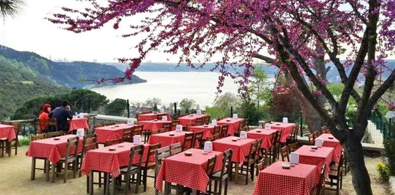 istanbul kahvaltı mekanları beykoz çam vadisi