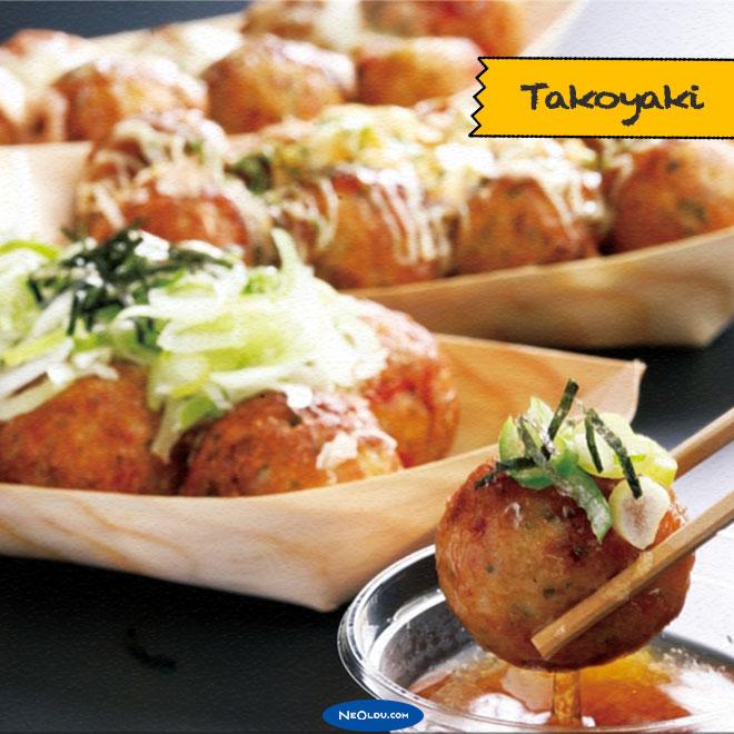 Japon Sokak Yemekleri