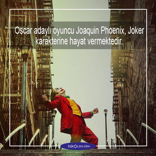 Joker Filmi Hakkında Bilgi