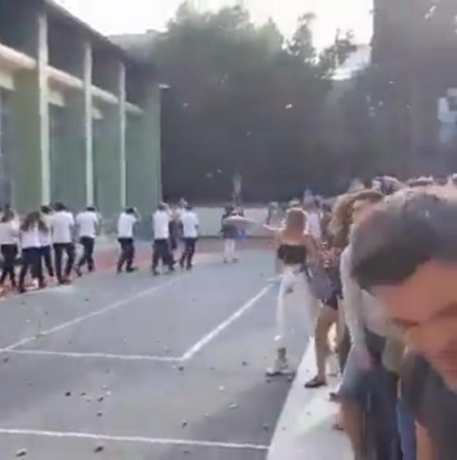 Kadıköy Anadolu Lisesi Simit Töreni
