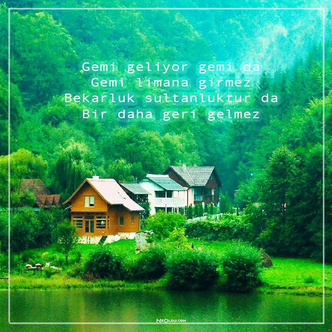 Karadeniz Türküleri Sözleri