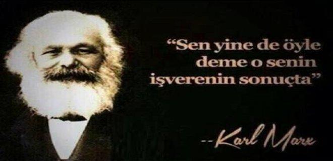 En Güzel Karl Marx Sözleri