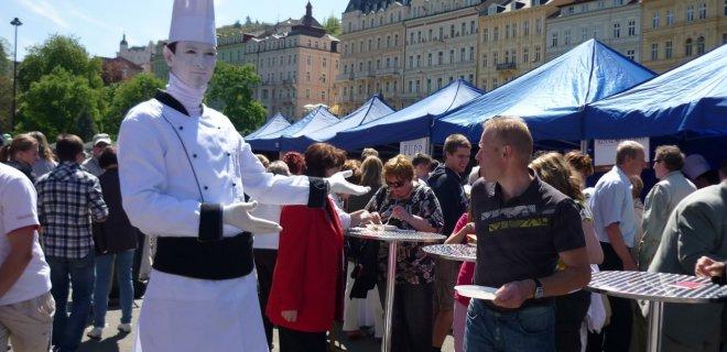 Karlovy Vary Yemek Festivali