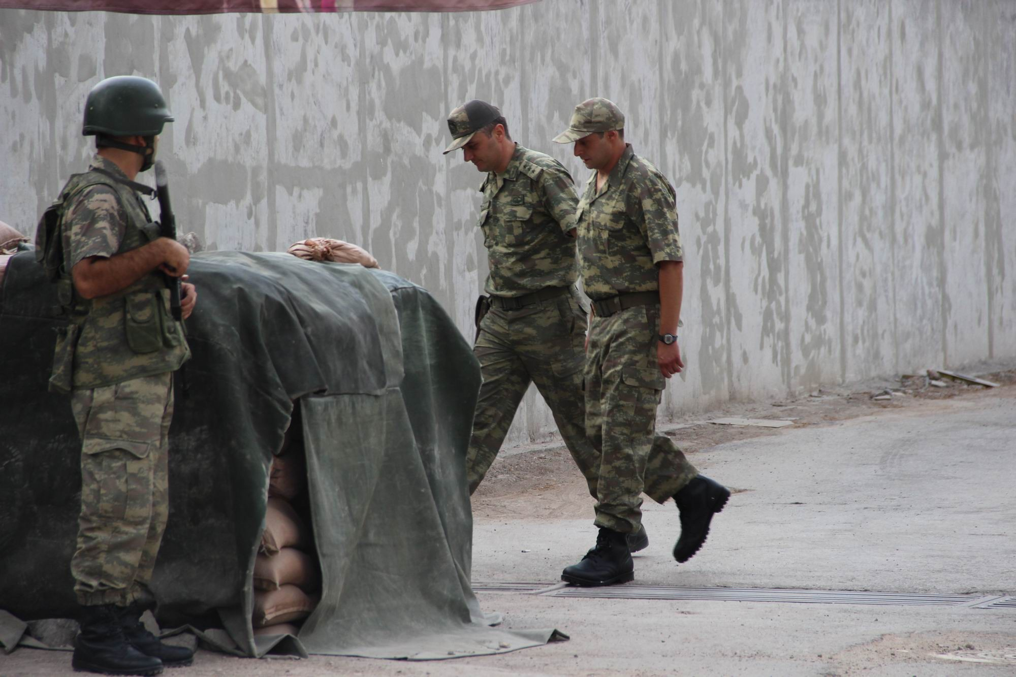 Rusyada askeri yemin