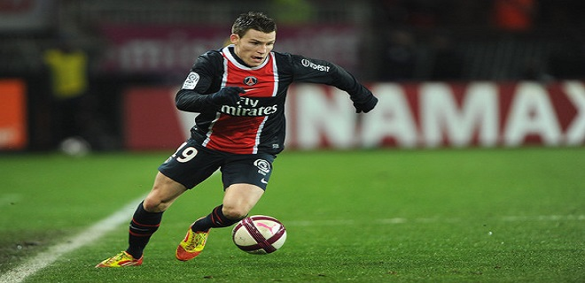 kevin gameiro paris saint germain