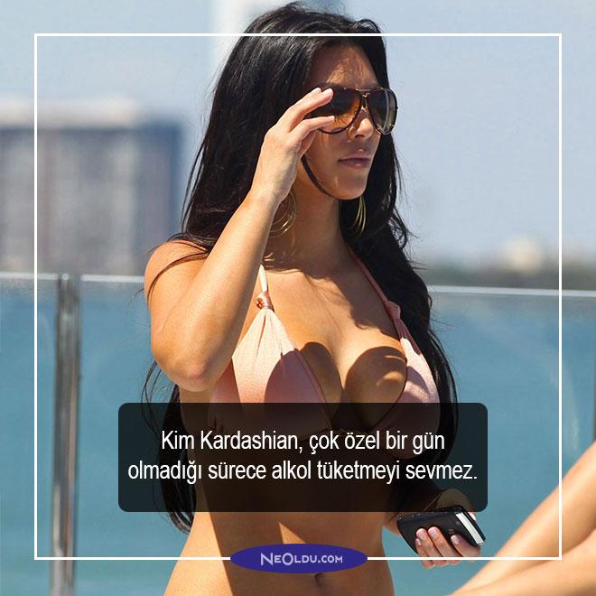 kim kardashian hakkında bilinmeyenler
