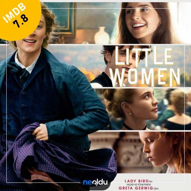 Kız Kıza İzlenebilecek Filmler