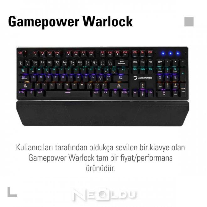 Gamepower Warlock