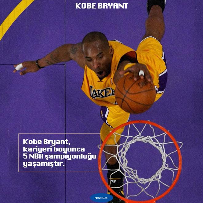 Kobe Bryant Hakkında Bilinmeyenler