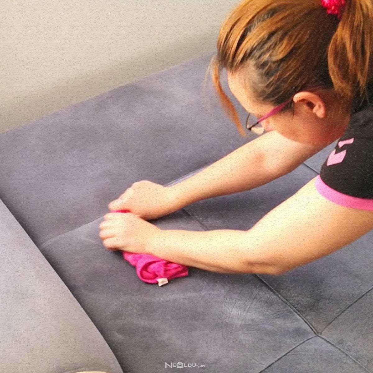 Koltuk Temizleme Yöntemleri