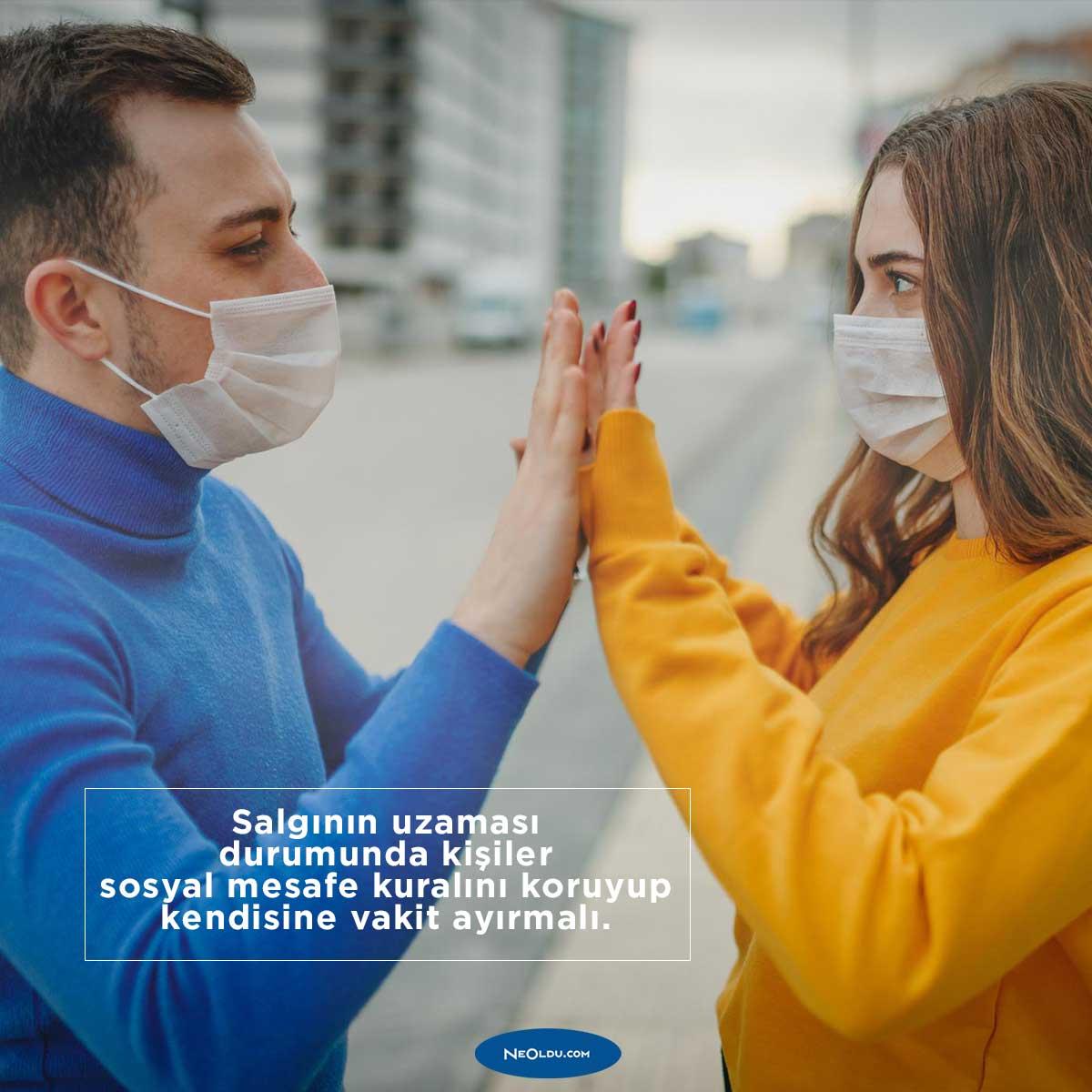Koronavirüs Salgınında Cinsellik