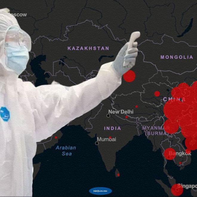 Koronavirüsü Kaç Derecede Yok Olur