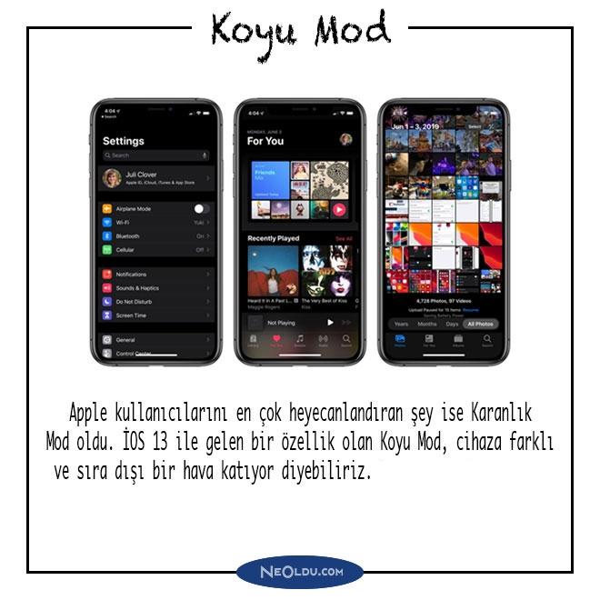 Koyu Mod