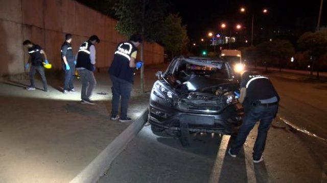 küçükçekmece trafik kazası