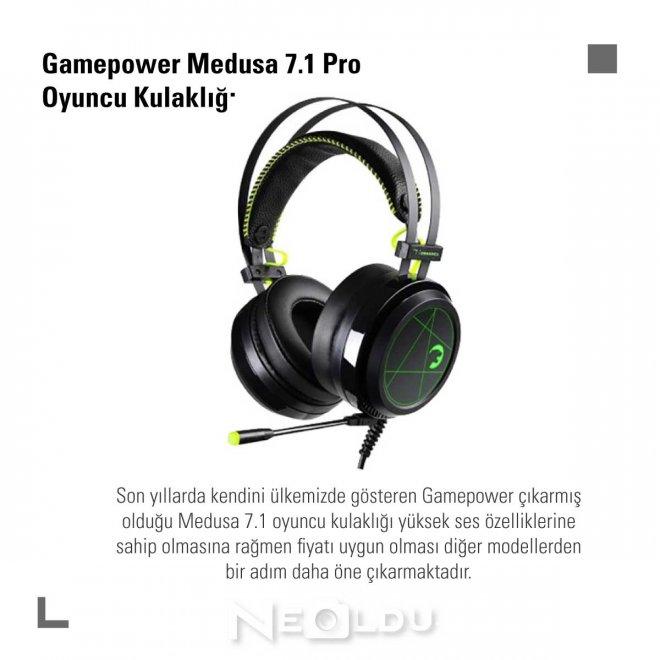 Gamepower Medusa 7.1