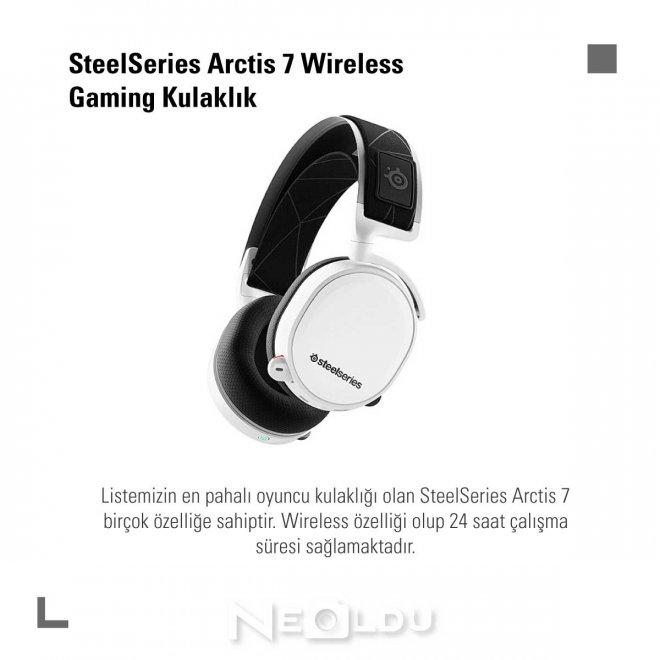 SteelSeries Arctis 7 Wireless Gaming