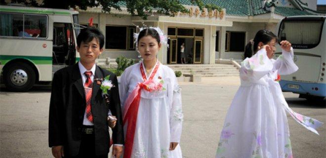 kuzey kore düğün gelenekleri