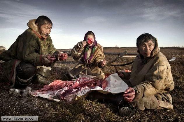 kuzey kutbu gelenek ve görenekleri