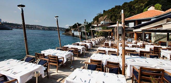 Lacivert Restoran Anadolu Hisarı