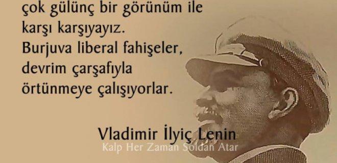 Unutulmaz Vladimir Lenin Sözleri Vladimir Lenin Devrimci Sözleri