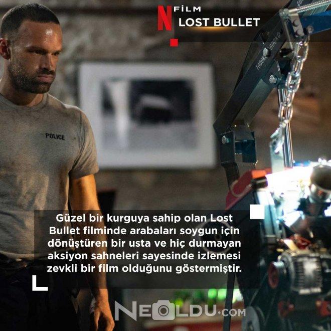 Lost Bullet hakkında bilgiler