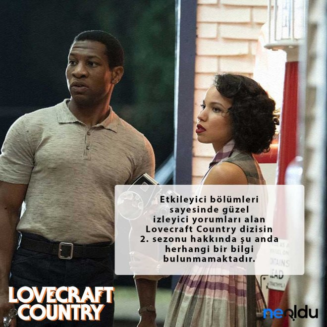 lovecraft country 2. sezon