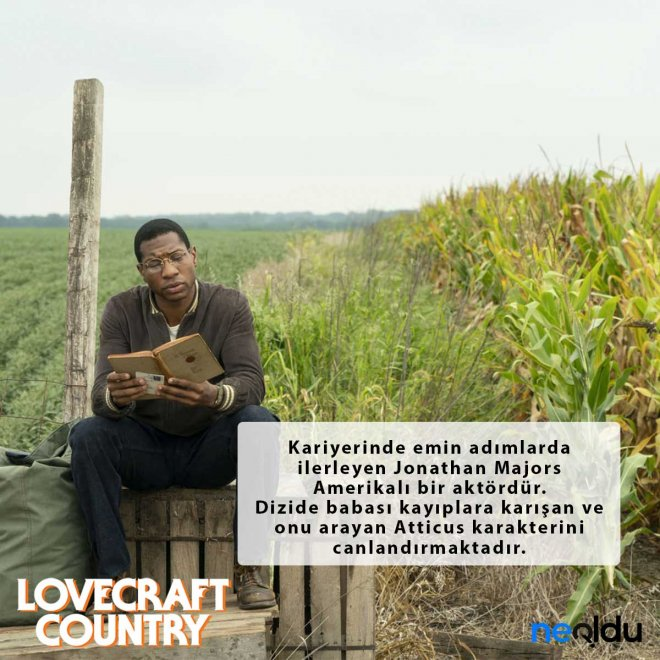 lovecraft country atticus