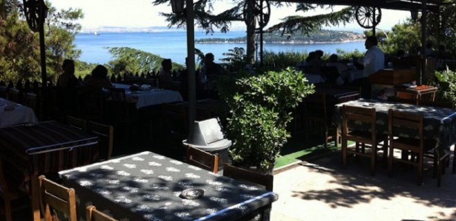 Lunapark Restaurant- Büyük Ada