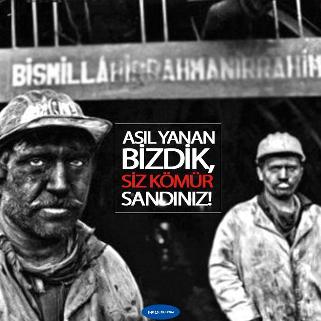 Madenciler Günü sözleri