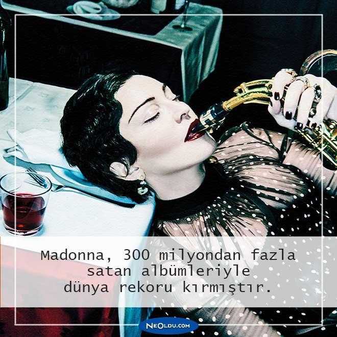 Madonna Hakkında
