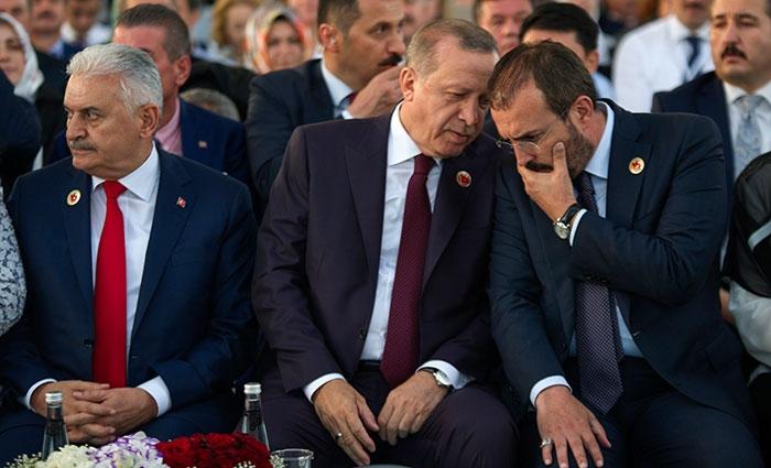Recep Tayyip Erdoğan Mahir Ünal