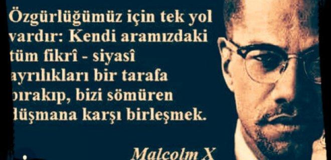 Malcolm X Kimdir Unutulmaz Malcolm X Sözleri