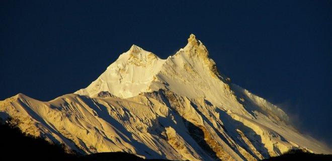 Manaslu Dağı