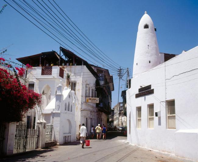 Mandhry Camii