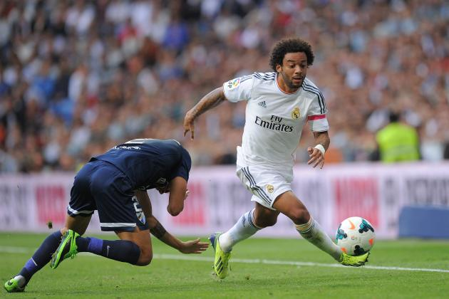 marcelo vieria real madrid