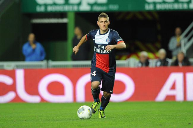 marco verratti paris saint germain
