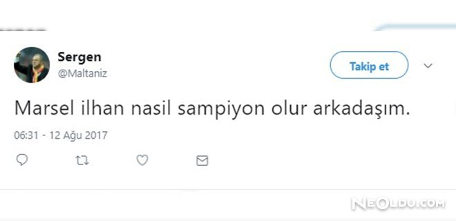 marsel ilhan tweet